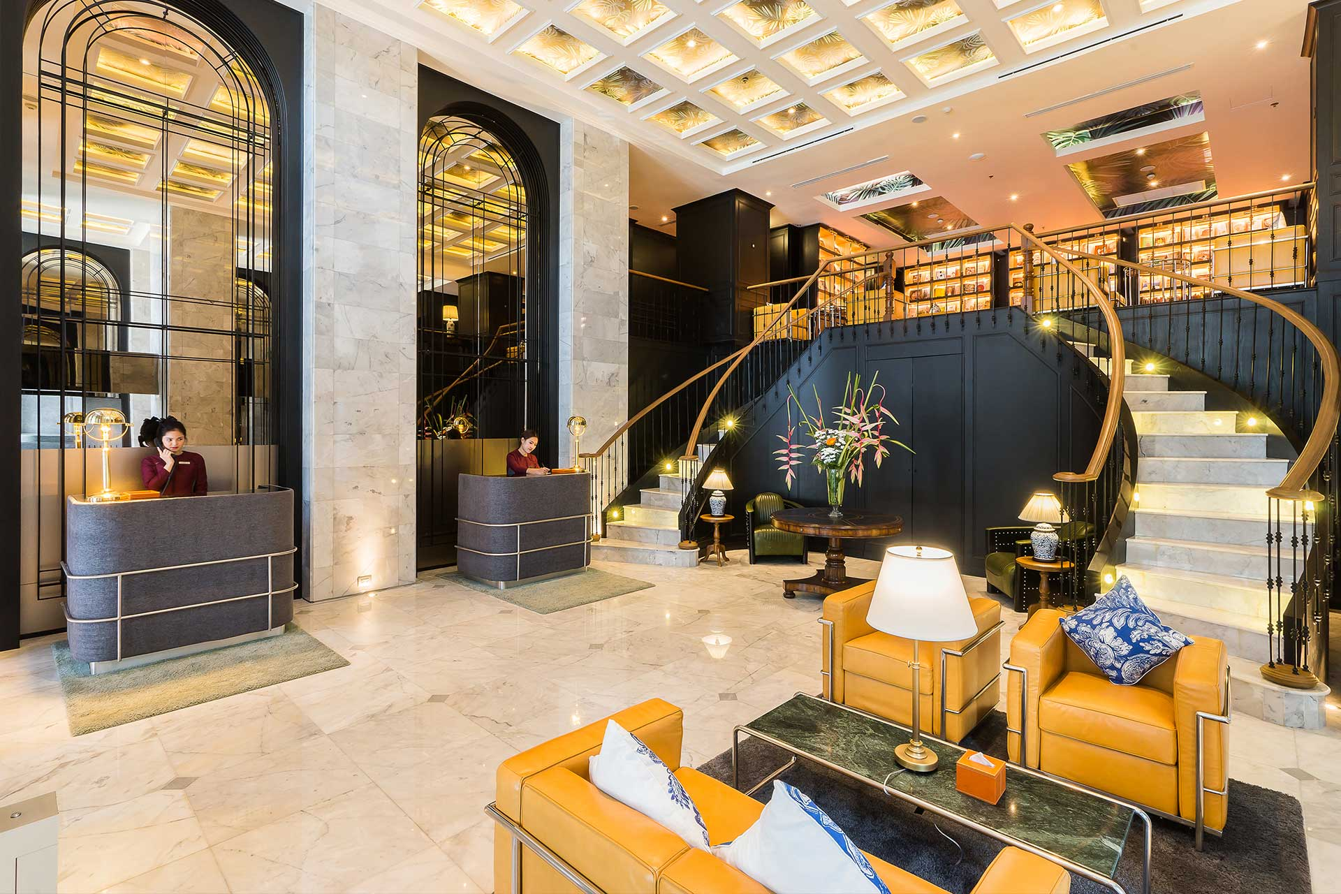 Akara Hotel Bangkok 5 Star Luxury Hotel In Bangkok An Essence Of